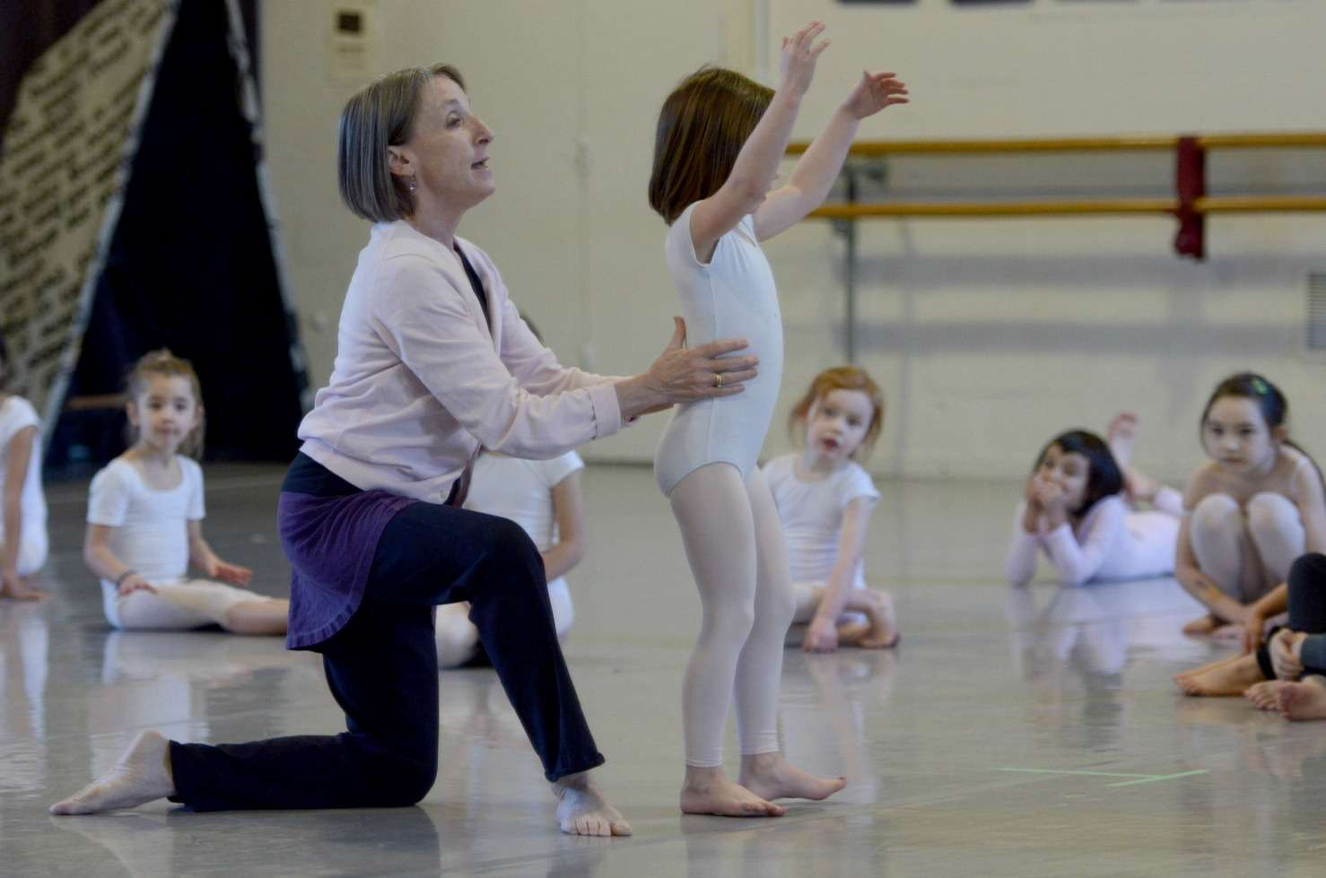 Dance Fremont's instructors are caring, experienced, and dedicated.