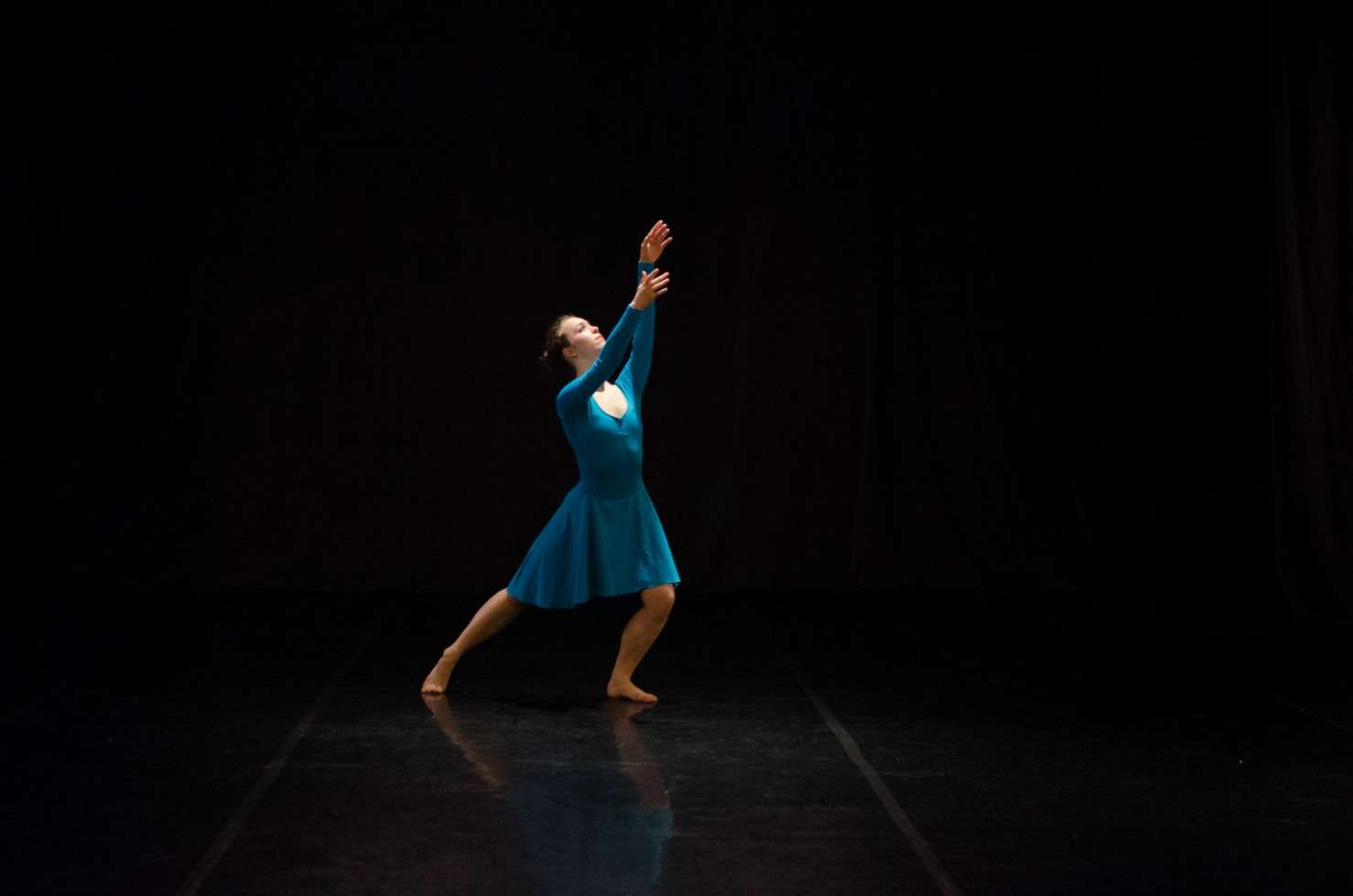 Fremont Danceworks Annual Concert performer