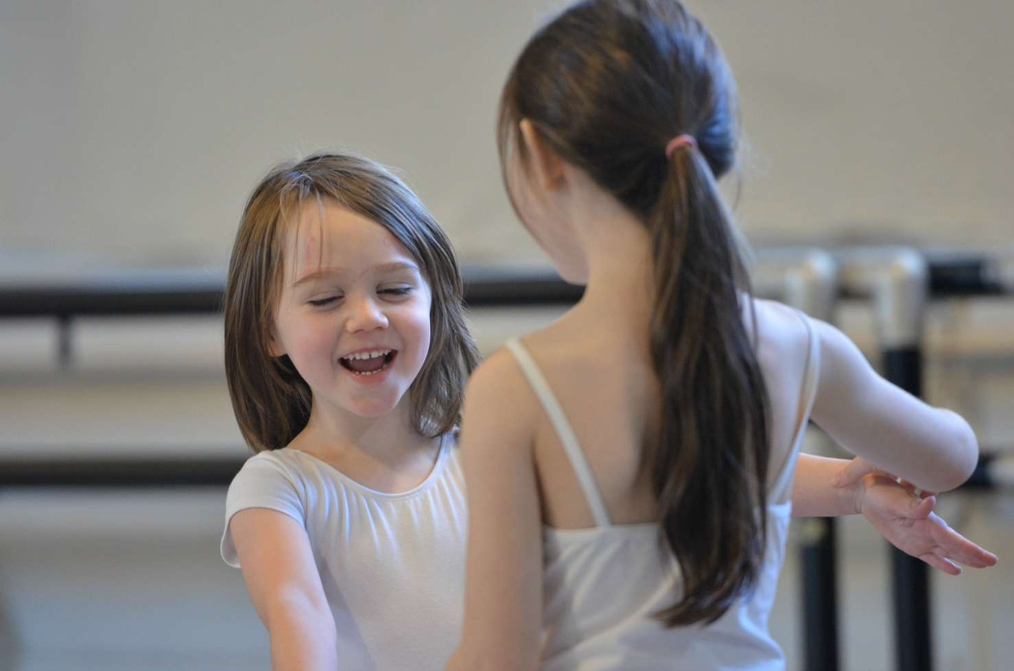 Discovering the joy of dance in Preparatory I.