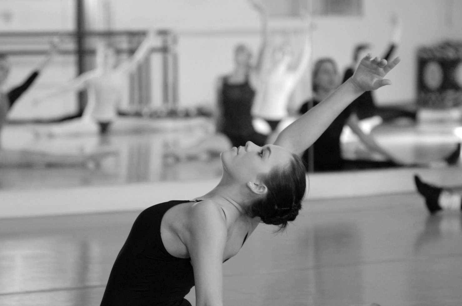 Training in modern dance expands students' capabilities.
